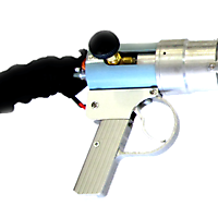 Flame Spray Medium Gun